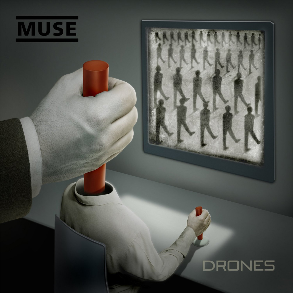 "Muse: ""Drones""-Cover"