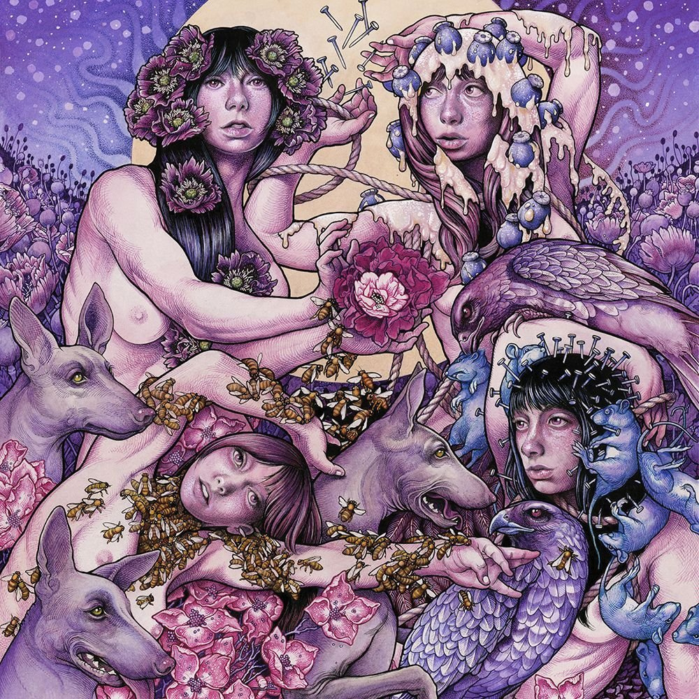 "Cover: Baroness - ""Purple"""