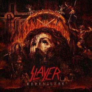 "Neue Slayer-Platte: ""Repentless""-Cover"
