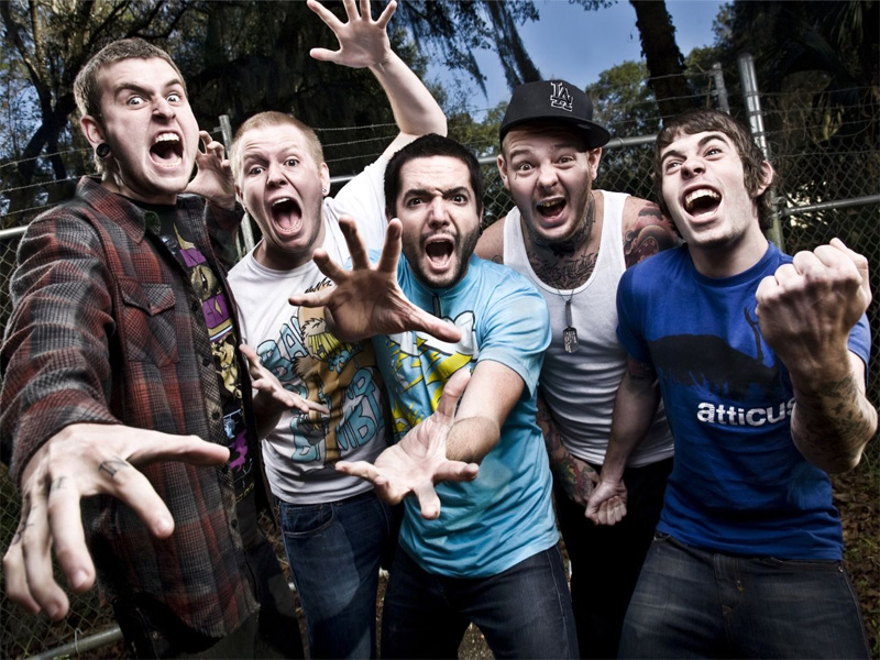 A Day To Remember: Offizielles Pressefoto