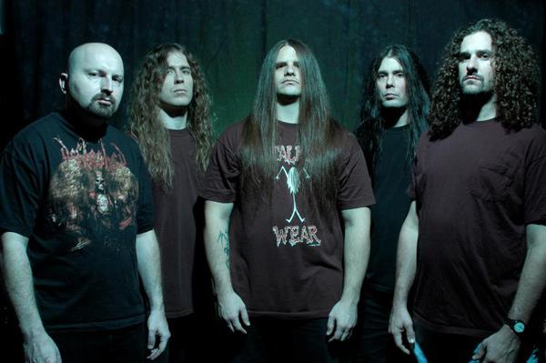 Cannibal Corpse: Offizielles Pressefoto)