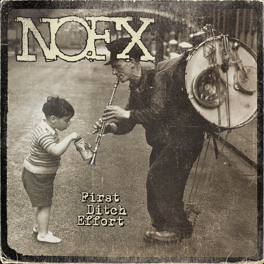"""First Ditch Effect"" von NOFX"