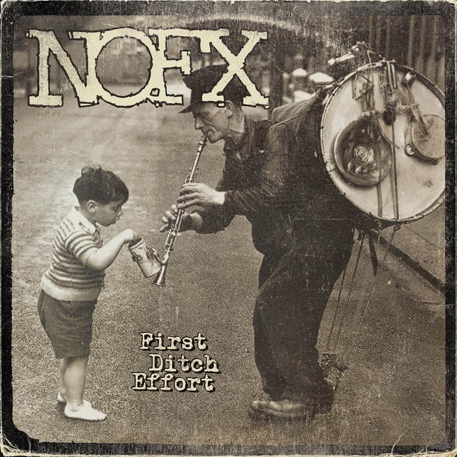 """""""First Ditch Effect"""" von NOFX"""