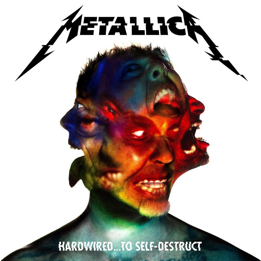 """Das Cover von Metallicas neue Platte """"Hardwired...To Self-Destruct"""""""