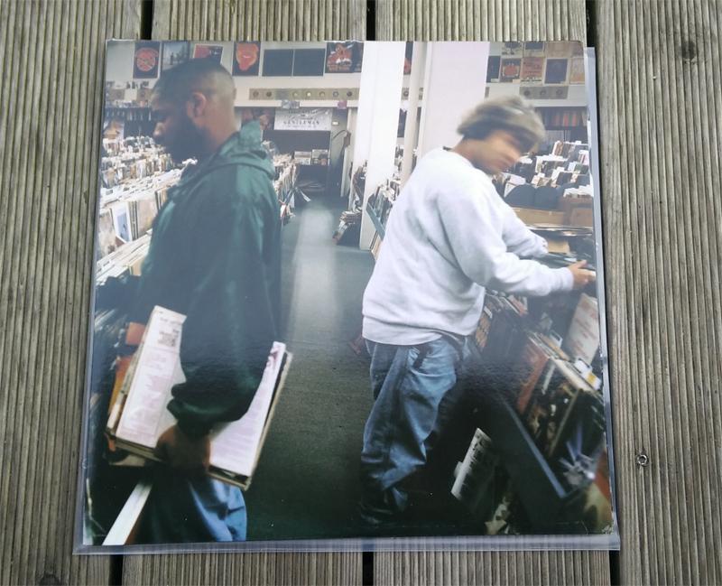 """""""Endtroduscing"""": Reguläre LP-Version von 1996"""