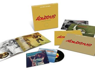 """Bob Marley: """"Exodus"""" zum 40. Geburtstag als Deluxe-Vinyl-Edition"""