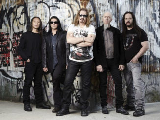 Dream Theater: Offizielles Pressefoto 2016