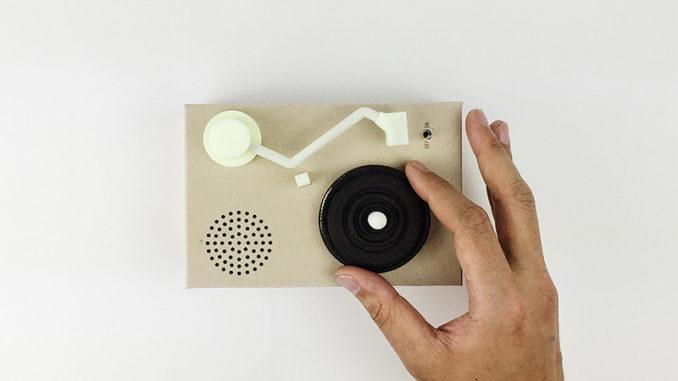 Werbegag Oreo Vinyl (Foto: Dimension)