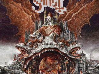 "Ghost: ""Prequelle""-Cover"