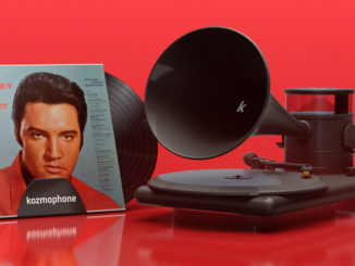 """Kozmophone""-Turntable"
