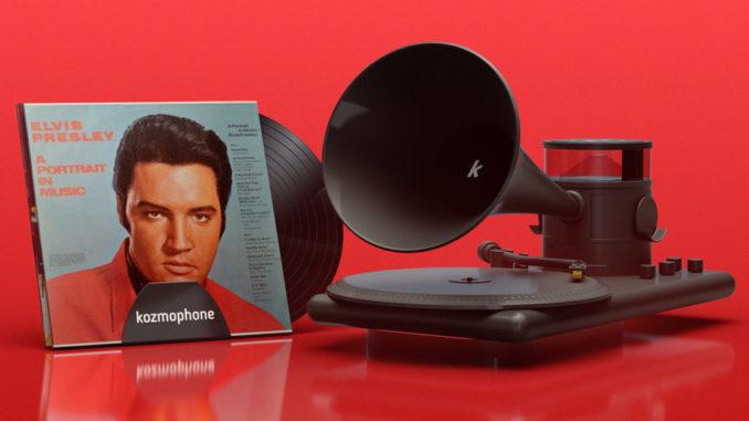 """Kozmophone""-Turntable"